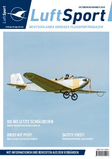 Luftsport Ausgabe Oktober November 2020
